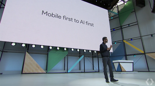 Keynote - Mobile first to AI first